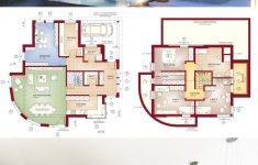 Open House Concept Architecture New Two Floor House Plans With 4 Bedroom & Open Concept Modern