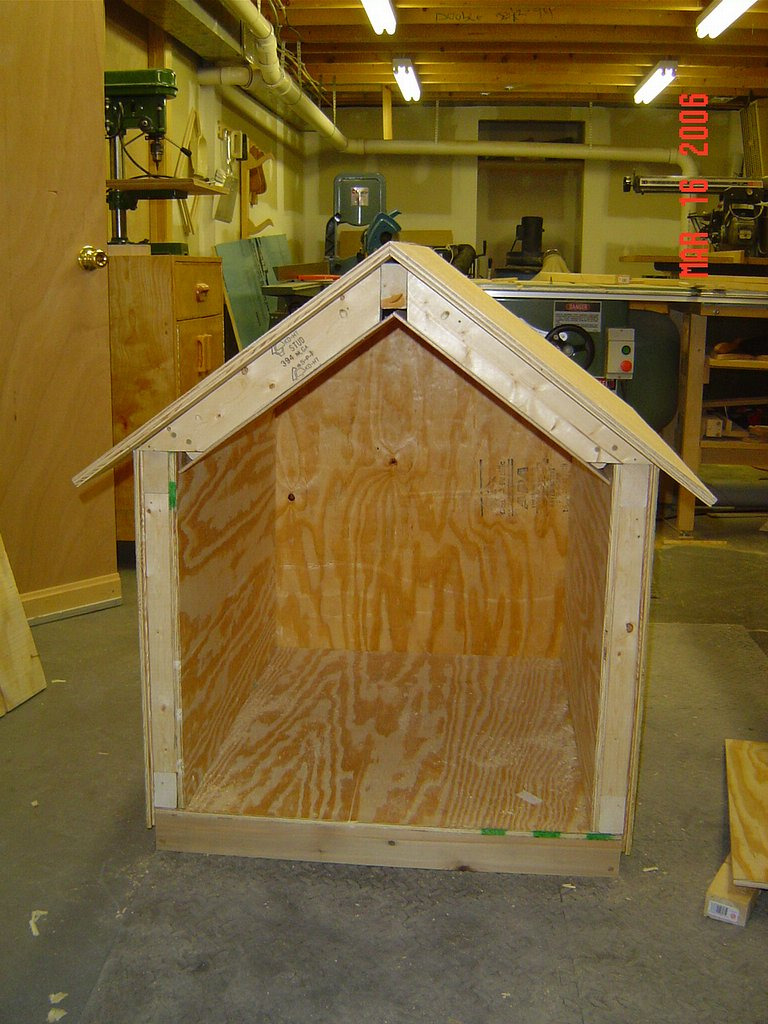 Plans for Dog House with Insulation Lovely Insulated Dog House – Woodbin