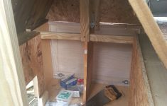 Plans For Hen House Lovely How To Build A Chicken Coop For Less Than $50 Live Simply