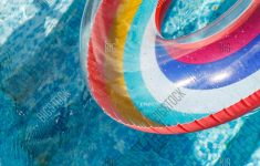 Pool Circle Float Inspirational Inflatable Water Image & Free Trial