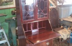 Prices Of Antique Furniture Awesome Mahogany Secretery Desk Ca 1930