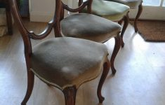 Queen Anne Antique Furniture Best Of 4 Queen Anne Antique Dining Chairs With Green Velvet Seats Beautiful Wood And Carving In Godalming Surrey