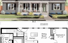Ranch House Plans With Cost To Build Best Of Saddle Roof Design Curbappeal
