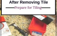 Remove Wall Tile Without Damaging Drywall Awesome How To Repair Drywall After Removing Tile Prepare For Tiling
