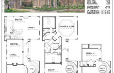 Residential House Design Plans New Three Story Urban Home Plan D1249 & D3008