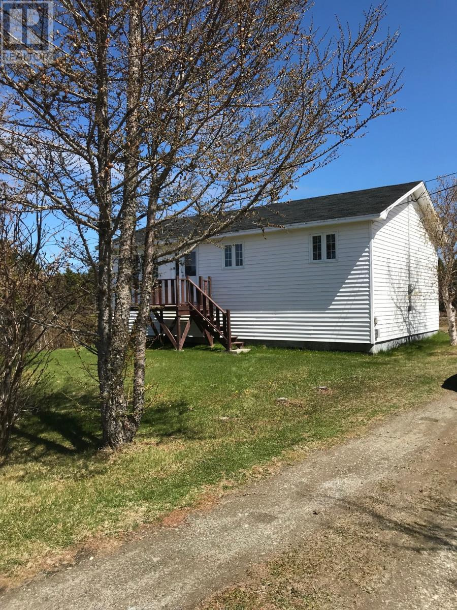 Saltbox House for Sale Newfoundland Beautiful 322 Main Street Musgrave Harbour sold ask Us