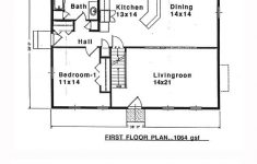 Saltbox House Plans With Garage Best Of Saltbox Style House Plan With 4 Bed 2 Bath