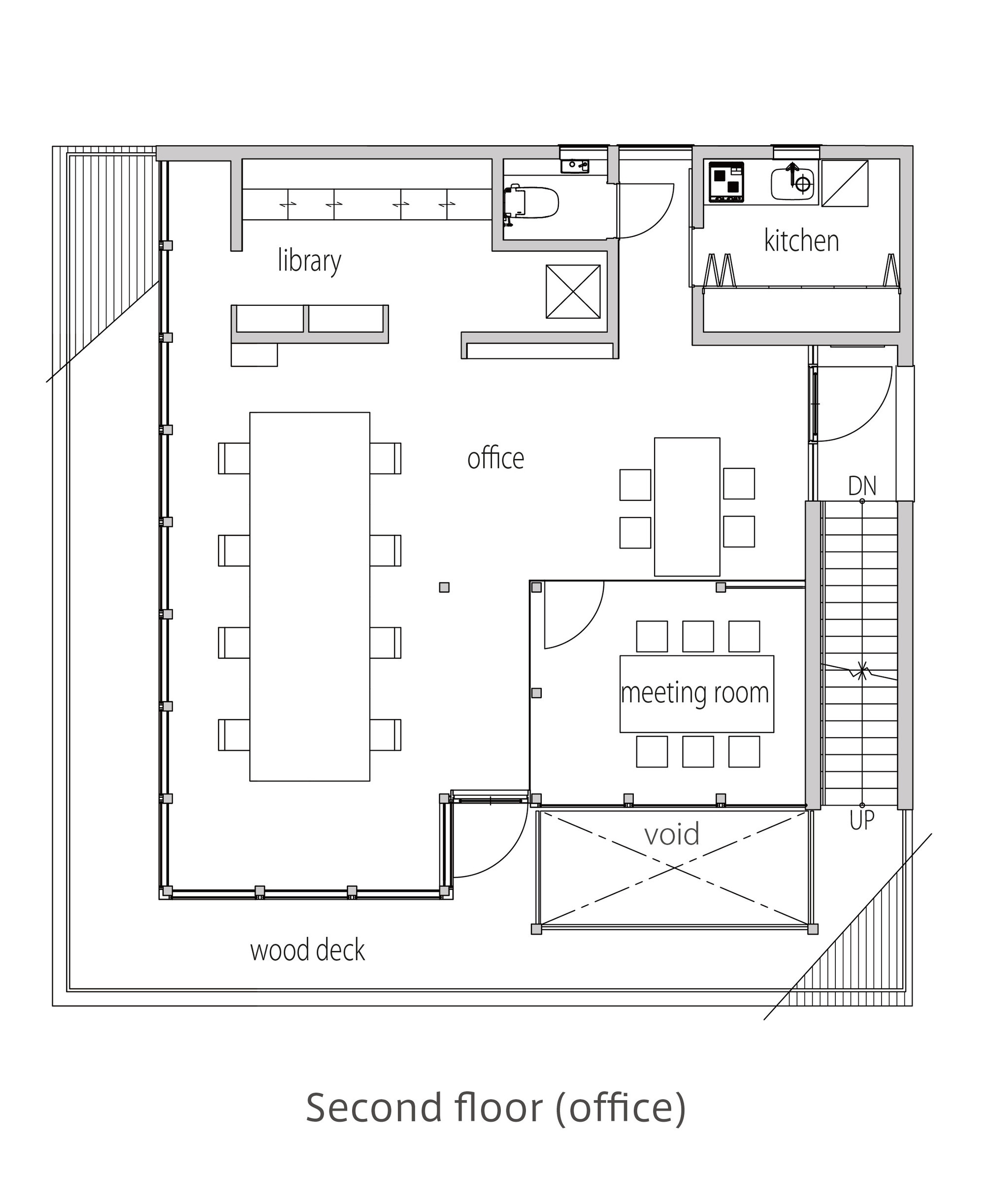 e58eceb second floor plan