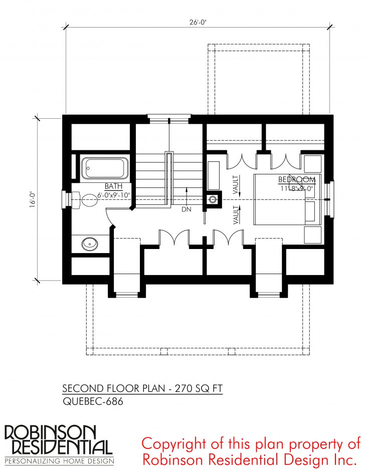 Second Floor Design Plans 2020