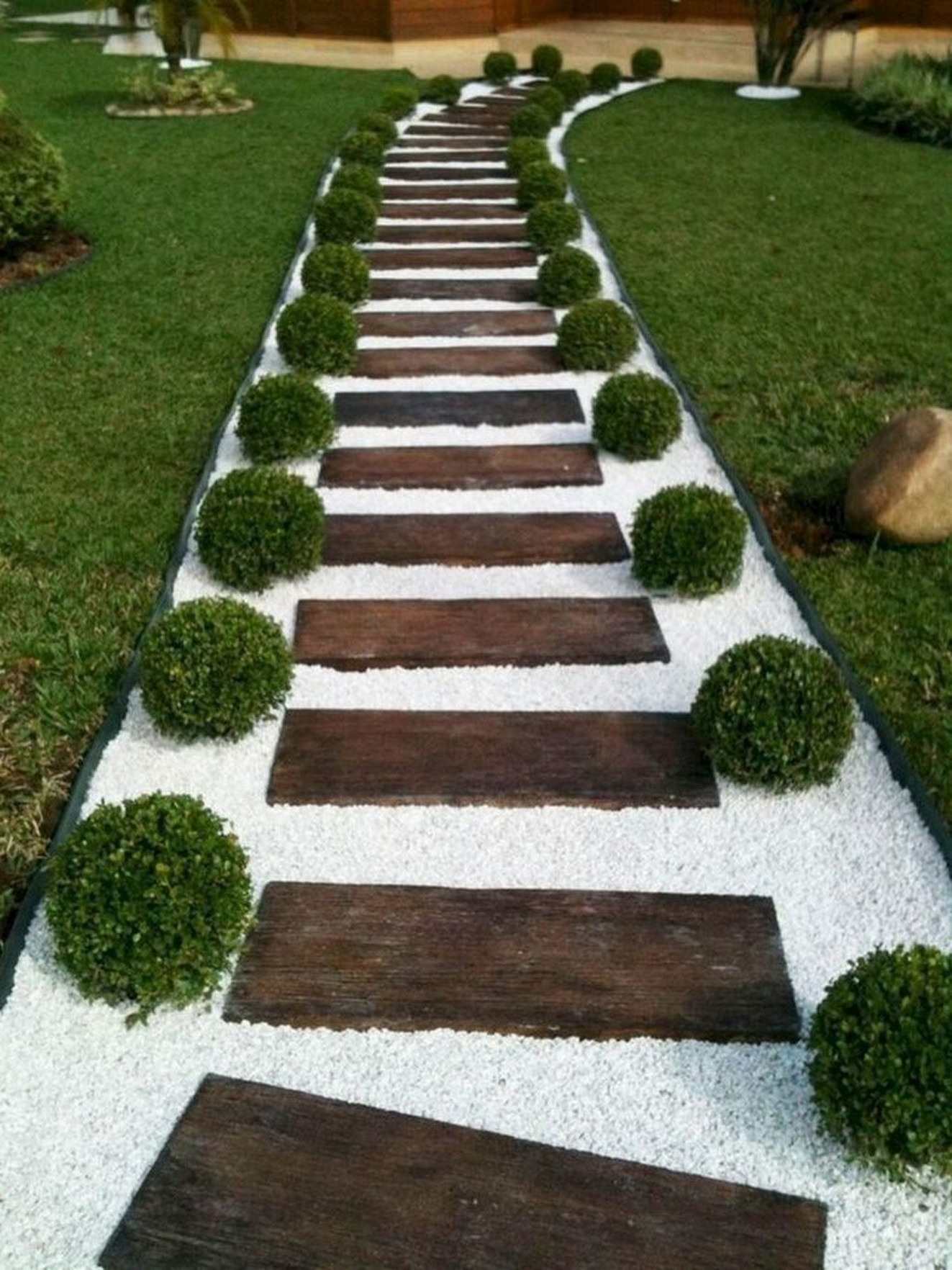 √89 simple and beautiful front yard landscaping ideas on a bud page 69