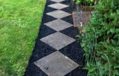 Simple Front Walkway Ideas New 29 Simple Front Yard Landscaping Ideas On A Bud 2018