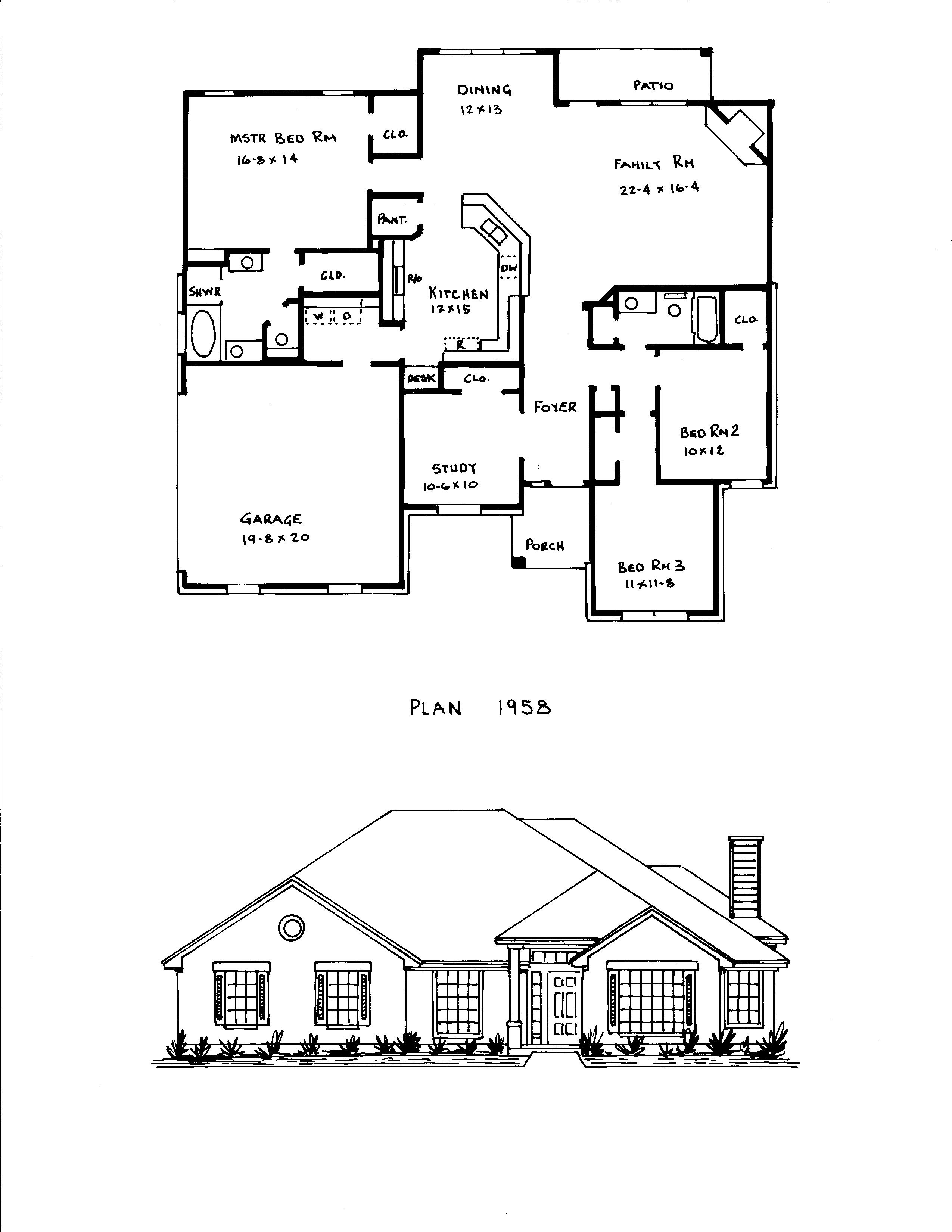 inside pictures of plans available