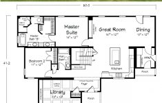 Simple Open Concept House Plans Lovely Great Open Concept Floor Plan That Can Be Dressed Up With
