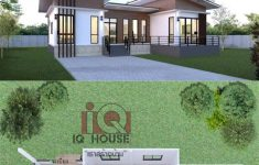 Single Storey Modern House Design Fresh Modern Three Bedroom Bungalow Design With A Flexible Floor