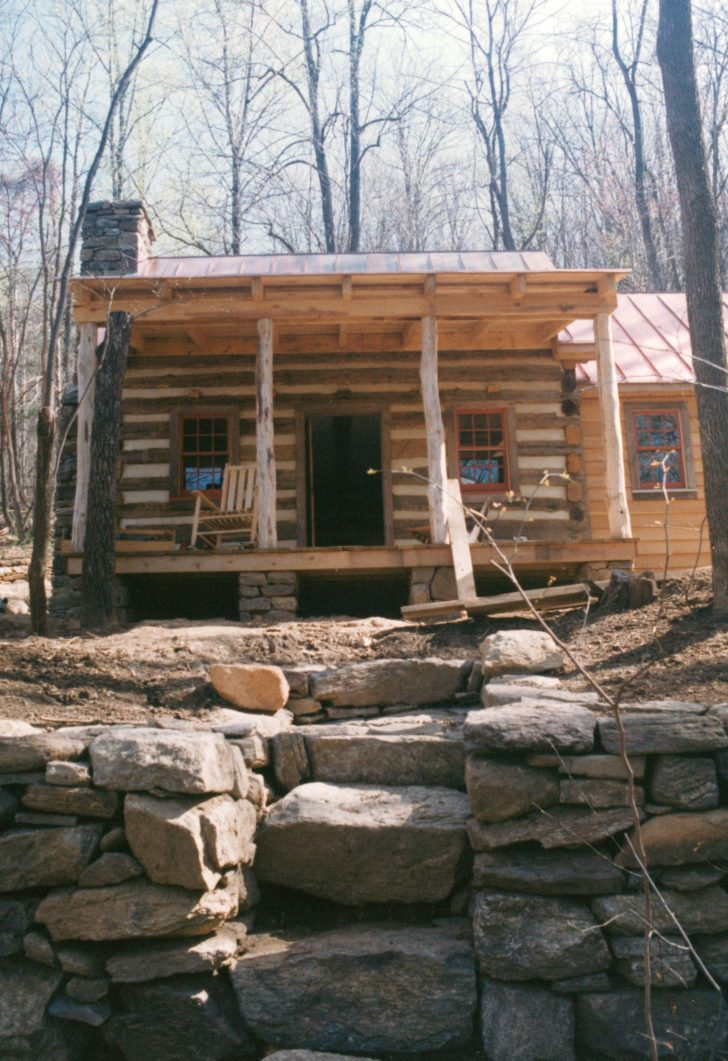 Small Affordable Cabins to Build 2021