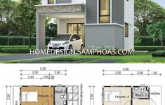 Small House Design Ideas Plans Best Of Small House Design Plans 7x9 5m With 4 Bedrooms