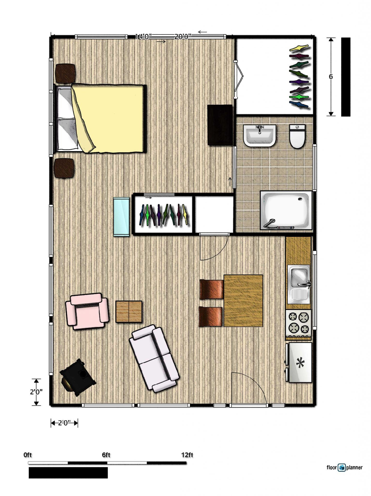 small house design 600 square feet