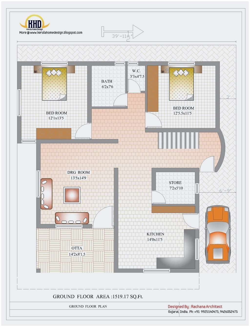 small house plans under 400 sq ft m=1