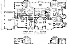 Small Mansion House Plans Awesome Love The Flowing Symmetry Defined Rooms Including Study