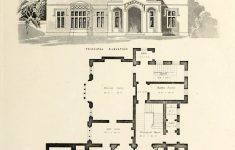 Small Mansion House Plans Lovely Design For A Gothic Revival Country House