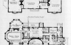 Small Mansion House Plans Unique Floor Plans Of A Residence Brookline Massachusetts Archi