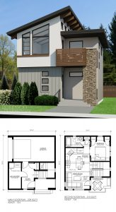 Small Modern House Designs Awesome Contemporary Ashley 754