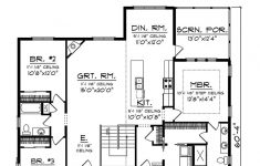 Small Rambler House Plans Best Of Craftsman European Italian House Plan With 3 Beds 2