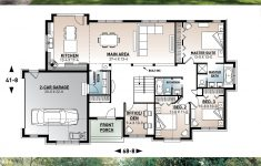 Small Rambler House Plans Luxury House Plan Dambroise No 3224