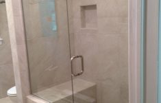 Small Walk In Shower Awesome Small Walk In Shower With Seating