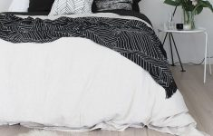 Small White Bedroom Ideas Fresh 35 Timeless Black And White Bedrooms That Know How To Stand