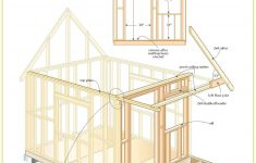 Small Wooden House Plans Fresh Free Wood Cabin Plans