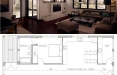 Small Zero Energy House Plans Awesome Shipping Container Home Plan Three Bedroom Plan Narrow