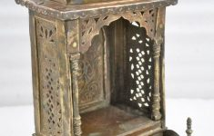 South Indian Antique Furniture Awesome 1850s Indian Antique Hand Crafted Engraved Brass God Worship