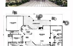 Southwest House Floor Plans Beautiful Southwest Style House Plan With 3 Bed 2 Bath 2 Car