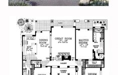 Southwest House Floor Plans Beautiful Southwestern House Plan Chp