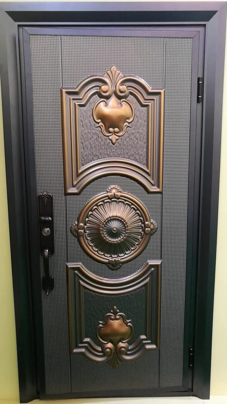 Steel Main Door Design In Indian 2021