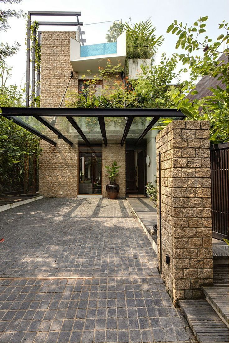 40 Modern Entrances Designed To Impress featured on architecture beast 12