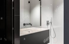 Stone Walk In Shower Unique Black Contemporary Bathroom With Stone Floor And Walk In