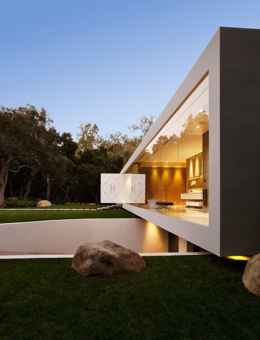 The Most Minimalist House Ever Designed featured on architecture beast 03