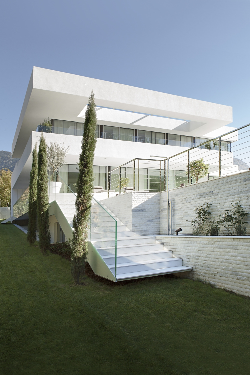 Most Beautiful Houses In The World House M featured on architecture beast 32