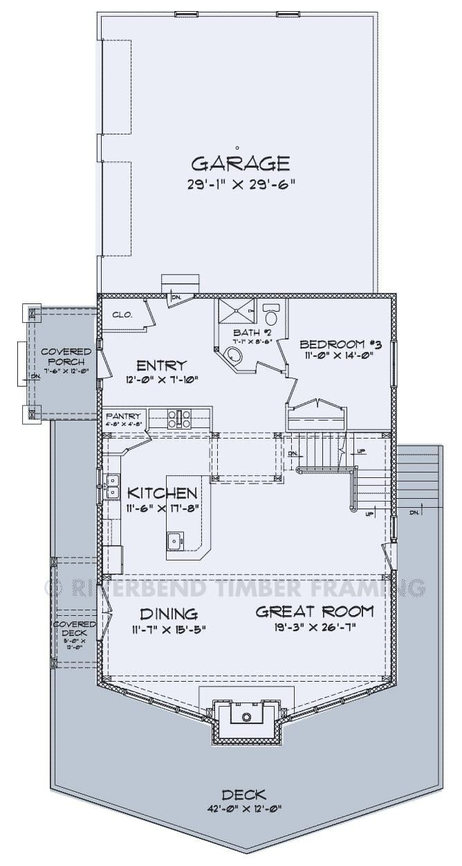 Timber Frame House Floor Plans Unique Mayson