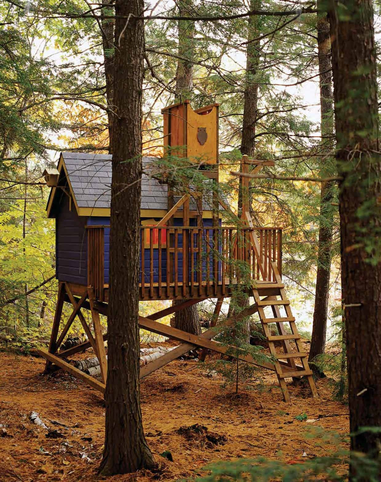 Tree House Swing Set Plans Lovely How to Build A Treehouse for Your Backyard