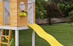 Tree House Swing Set Plans Luxury Mid Century Play Set A Beautiful Mess