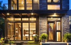 Two Story House With Balcony Elegant Image Result For Mid Century Two Story Homes