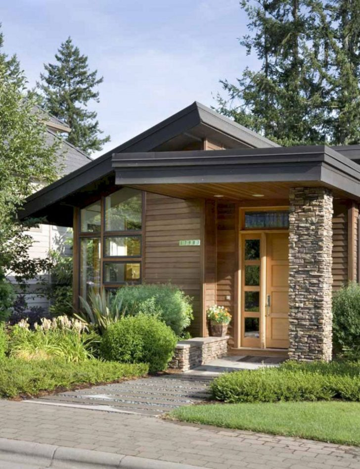 Ultra Contemporary Small House Plans 2020