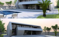 Ultra Modern House Plans Fresh Small Size Home 14