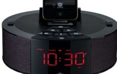 Under Cabinet Kitchen Cd Clock Radio Reviews Best Of Top 5 Best IPhone Alarm Clock Docks Reviews & Buying Guide