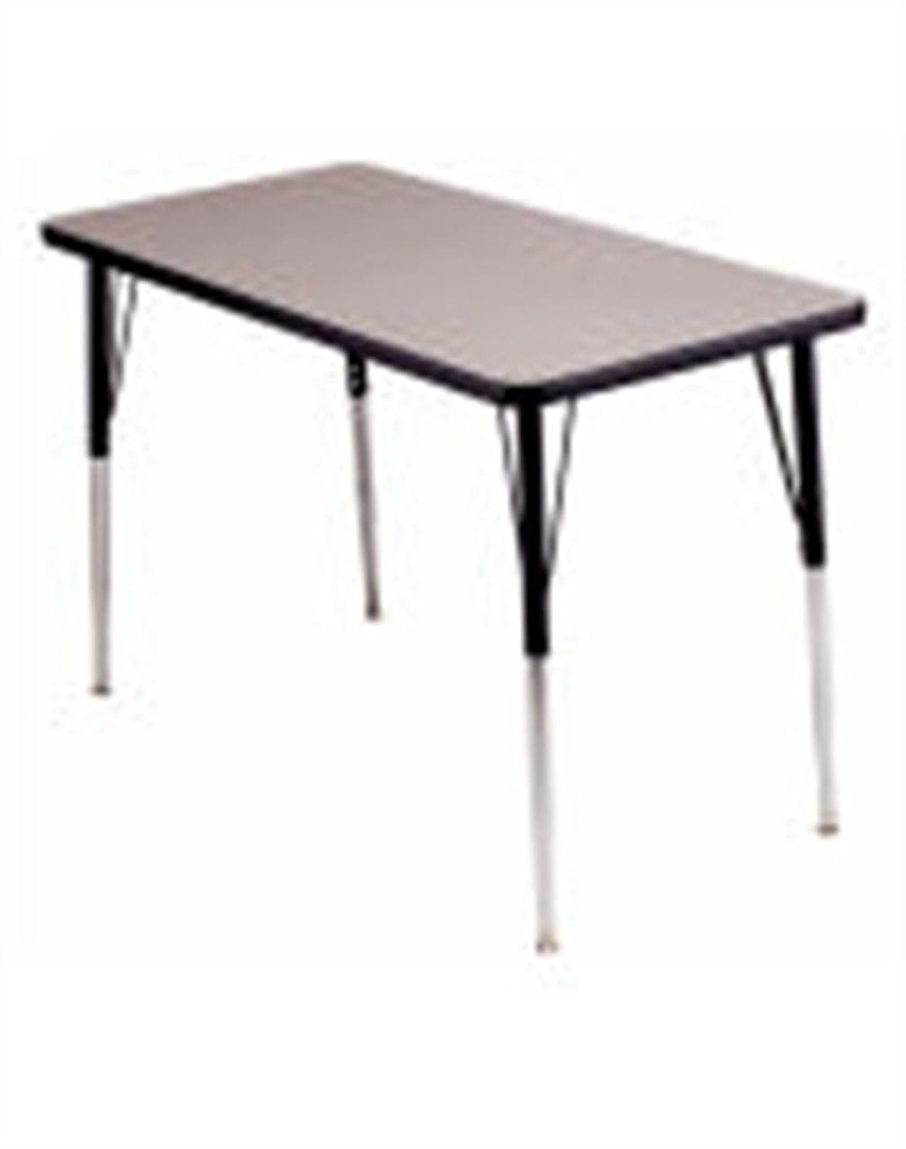 capitol 3072 rectangle activity table 30 x 72