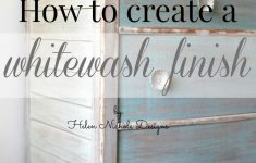White Wash Antique Furniture Unique 14 How To Tutorials For Painting Wood Furniture