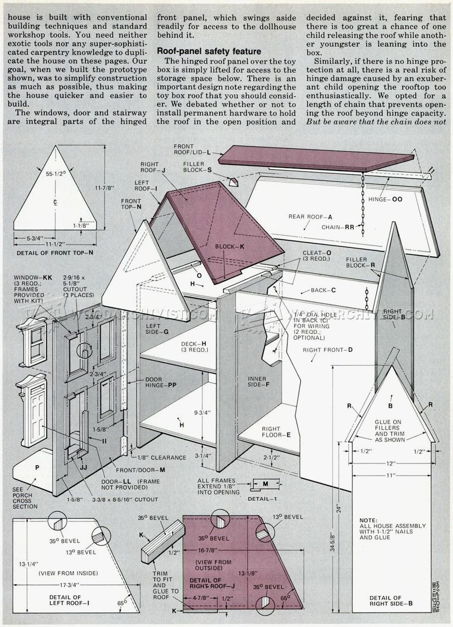 Wooden Doll House Plans New Wooden Dollhouse Plans Free Best 28 Fantastic Dollhouse